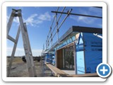 Darling Downs Scaffold, Dalby Queensland providing roof protection tailored to all building designs.